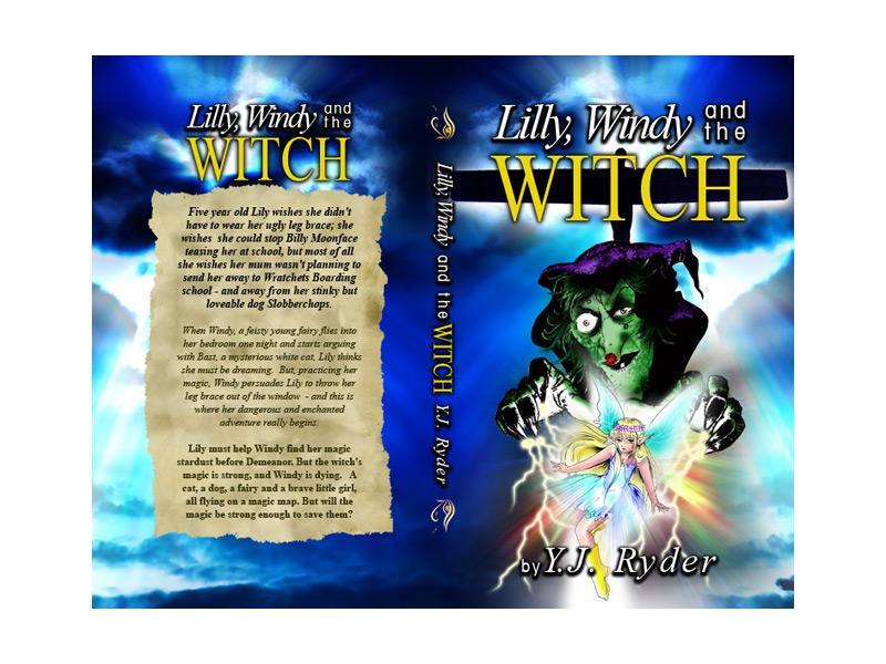 Book cover design and Illustartion