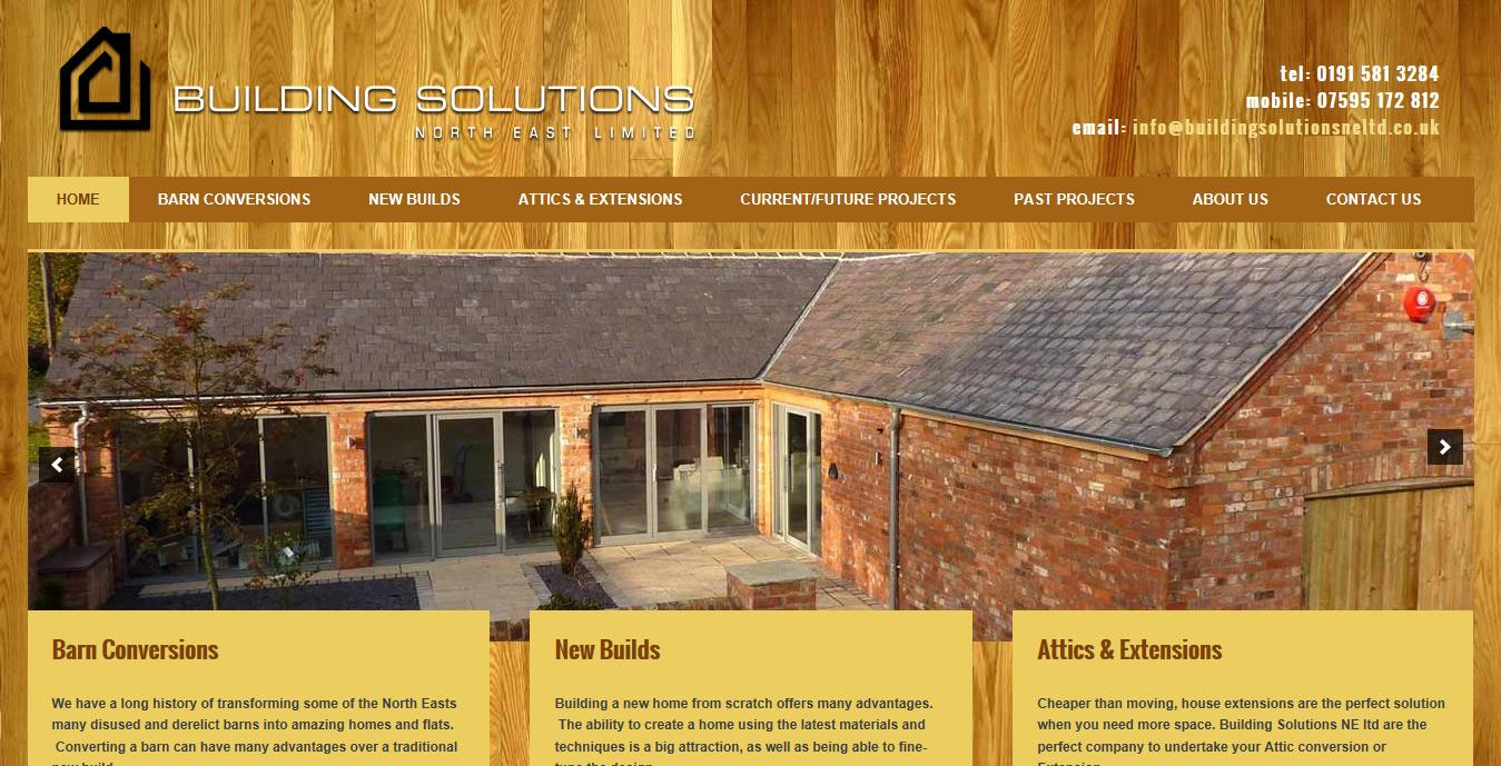 Building Solutions NE LTD