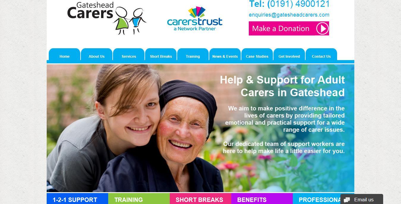 Gateshead Carers