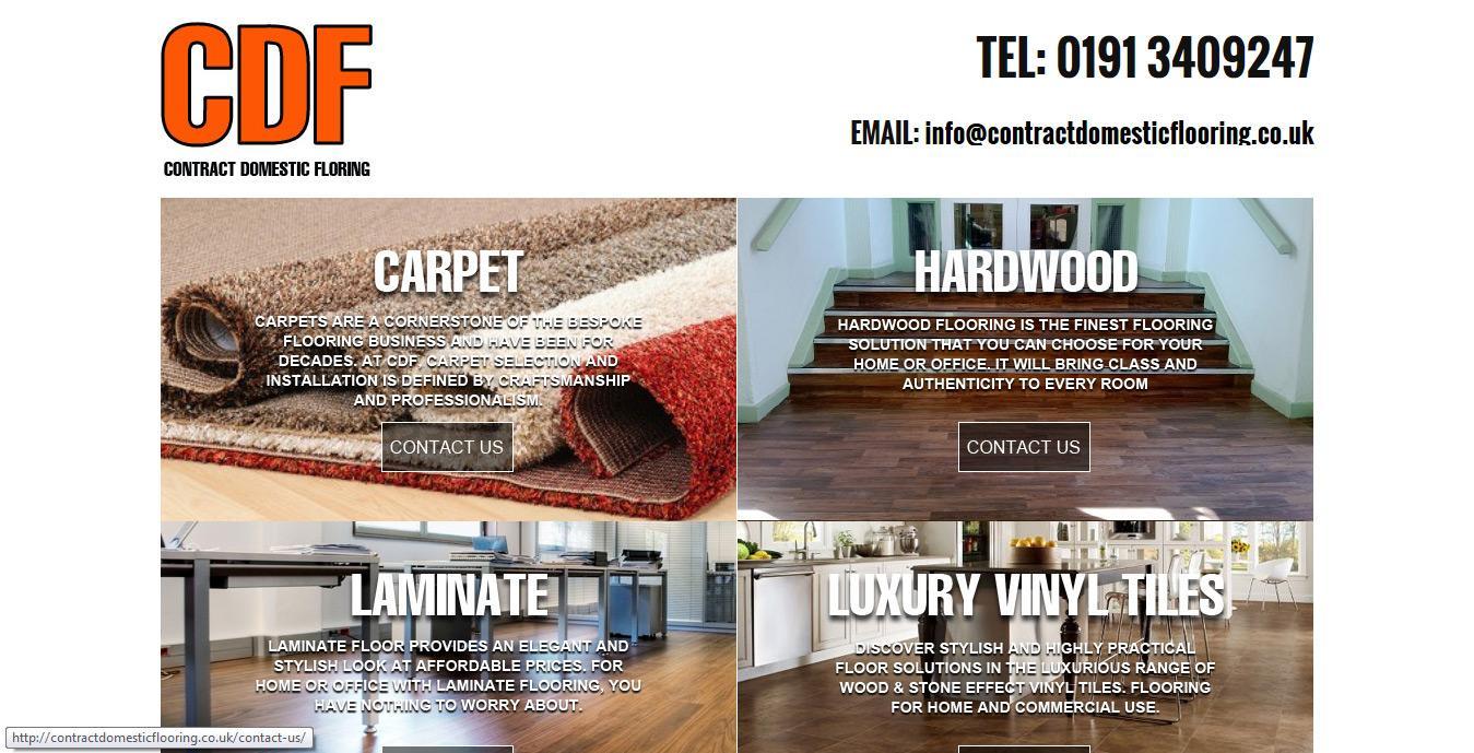 Contract Domestic Flooring