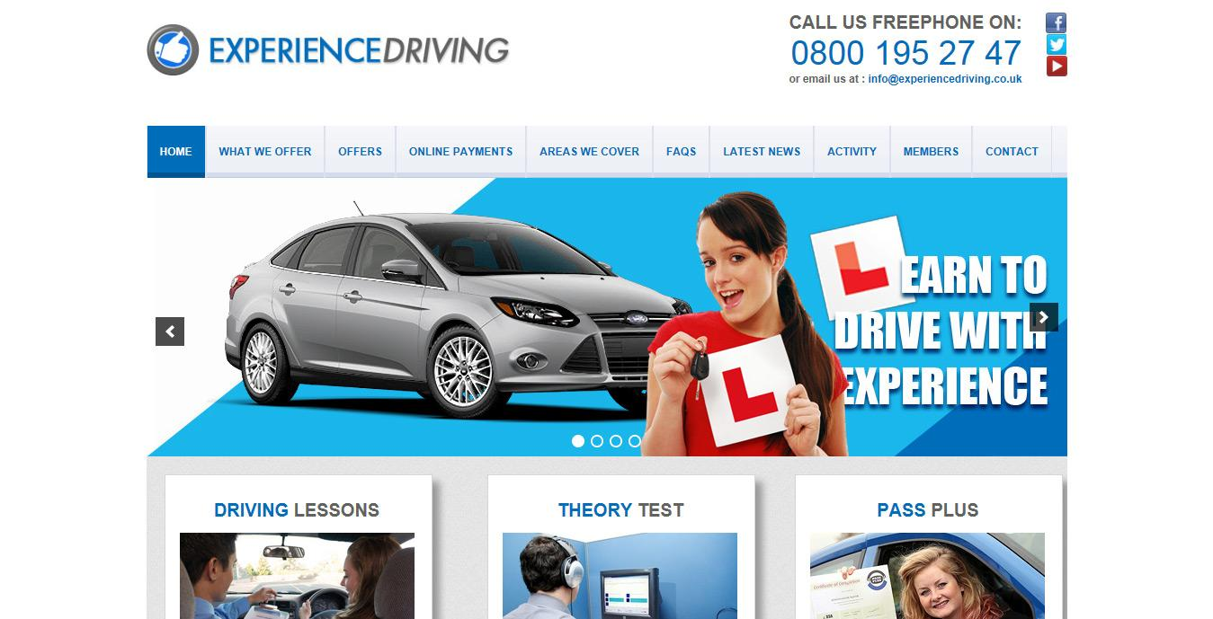 Experience Driving School