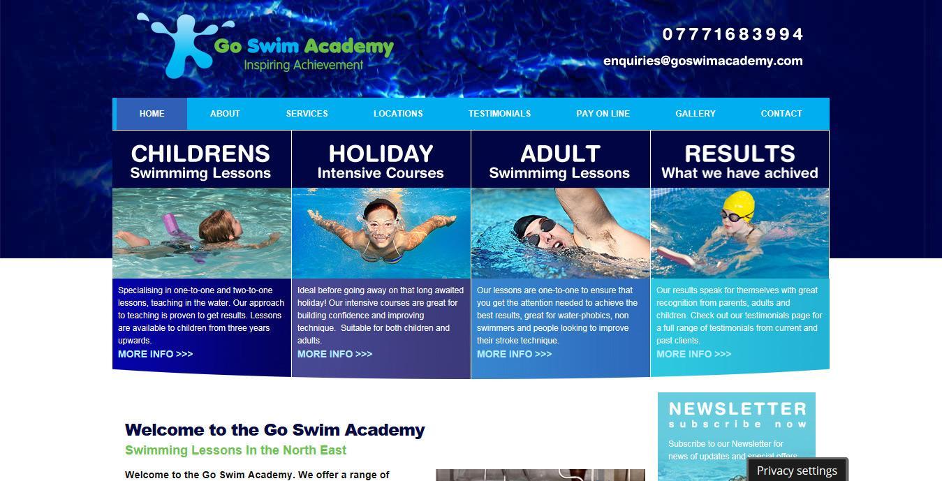 Go Swim Academy