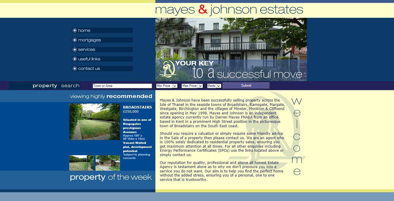 Mayes & Johnson Estate Agents