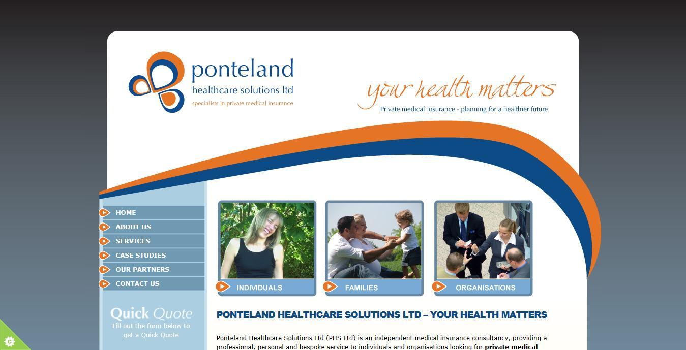 Ponteland Health Care Solutions