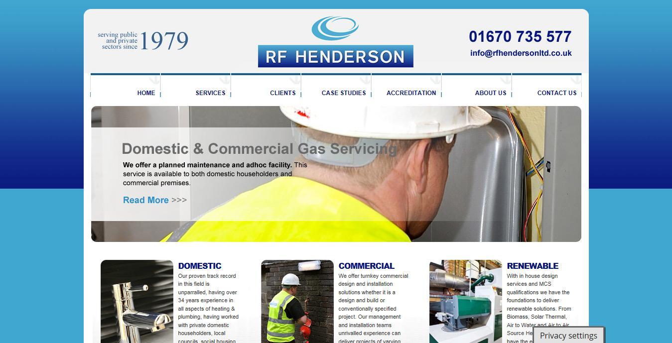 RF Henderson
