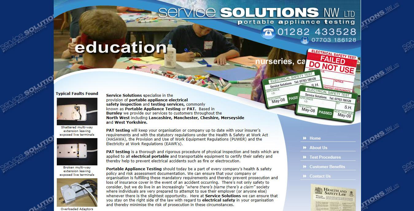 Service Solutions NW